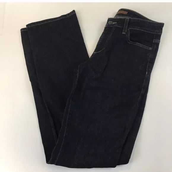 Joe's Jeans Denim - Joe's Jeans W27 Curvy Mini Bootcut Jeans Dark Wash